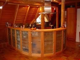 imposante massivholzküche in kernbuche kitchen frankfurt
