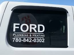 100 Ford Truck Decals Plumbing Ys Marketing Inc