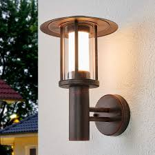 LED Solarleuchten Ailin 12 Stück Set Lampenwelt Edelstahl