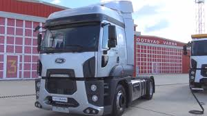 100 Motor Truck Cargo Ford S 1848T Euro 6 Tractor 2016 Exterior And Interior In 3D