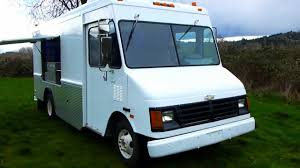 1994 Chevrolet Food Truck White For Sale - YouTube