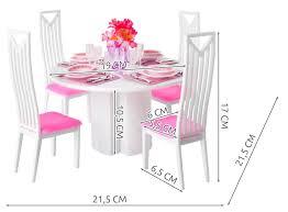 puppenhaus möbel möbelset esszimmer esstisch stuhl 38 teilig 8248