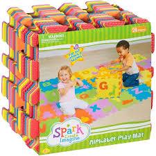 Spark Create Imagine Alphabet Play Mat 2 Years 28 Pieces