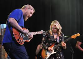 100 Derek Trucks Father On Day Of Fourth Album Release Tedeschi Band Member Dies