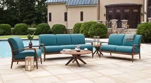 Outdoor Deep Seating Sectional Sofa by Argento Outdoor Deep Seating Set