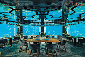 100 Conrad Maldives Underwater Top Restaurants In The The Expert