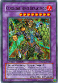 Gladiator Beast Deck Profile by Any Yugioh Players Out There Other Games Off Topic