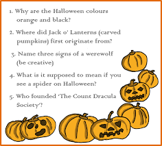 Scary Halloween Riddles And Answers by Halloween Trivia Questions Printable U2013 Festival Collections