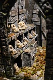 Lemax Halloween Village Displays by 208 Best Scene Halloween In Miniature Images On Pinterest