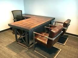 Rustic Office Furniture Chairs Desk Cool Inspiration Desks Best Ideas About