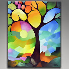 Dreaming Tree Giclee Prints From The Original Painting By Sally Trace