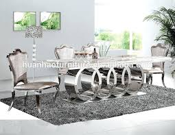 Marble Dining Table Set Living Room Restaurant For 5 Star Hotel Presidential Suit Buy High Quality
