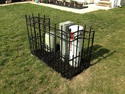 Decorative Outdoor Well Pump Covers by Electric Box Cover Up Lawn U0026 Garden Pinterest Electric Box