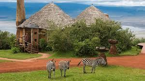 100 Crater Lodge The AndBeyond Ngorongoro Of Tanzania Ibiene