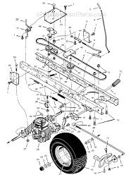 Murray Mower Deck Belt by Murray 465602x8d Parts List And Diagram 2002