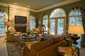 Traditional Family Room