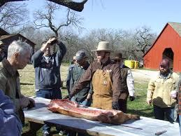 Nashs Pumpkin Patch Grapevine Tx by Nash Farm Offers Hog Butchering Workshop Brian Ogden Journalism