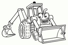 Coloriage Tracteur Tom Archives KBACHACOM