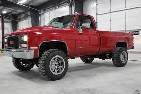100 Duramax Diesel Trucks For Sale The Perfect Swap LML Swapped 1986 GMC