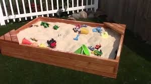 How To Build A Sandbox For Under $100 - YouTube Sandbox With Accordian Style Bench Seating By Tkering Tony How To Make A Sandpit Out Of Stuff Lying Around The Yard My 5 Diy Backyard Ideas For A Funtastic Summer Build 17 Plans Guide Patterns In Easy And Fun Way Tips Fence Dog Yard Fence Important Amiable March 2016 Lewannick Preschool Activity Bring Beach Your Backyard This Fun The Under Deck Playground Between3sisters Yards