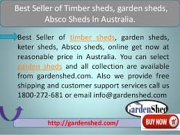 Absco Sheds Mitre 10 by Garden Sheds Vic Interior Design