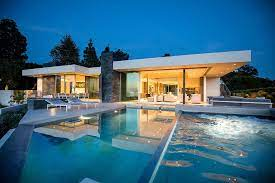 104 Beverly Hills Modern Homes House With Outdoor Pools