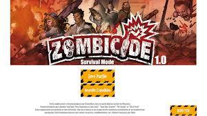Jai Teste L Application Zombicide Mode Survie By Gravaillon