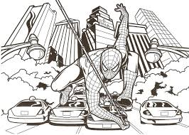 Full Size Of Coloring Pagesgood Looking Spiderman Page Maxresdefault Pages Pretty