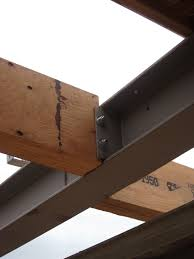 Deck Joist Hangers Nz by Resultado De Imagen Para Wood To Steel Connection Structure