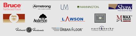 Hardwood Floor Brands That We Carry