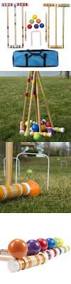 Horseshoes 79790: Croquet Set With Carrying Case Backyard Fun Bbqs ... Backyard Games Book A Cort Sinnes Alan May Deluxe Croquet Set Baden The Rules Of By Sunni Overend Croquet Backyard Sei80com 2017 Crokay 31 Pinterest Pool Noodle Soccer Ball Kids Down Home Inspiration Monster Youtube Garden Summer Parties Let Good Times Roll G209 Series Toysrus 10 Diy For The Whole Family Game Night How To Play Wood Mallets 18 Best And Rose Party Images On
