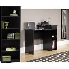 Ameriwood Computer Desk With Shelves by Walmart Mainstays Student Desk Ameriwood 5 Shelf Bookcase 79
