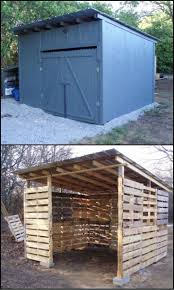How To Build A Shed House by Best 25 Pallet Shed Ideas On Pinterest Pallet Barn Pallet Shed