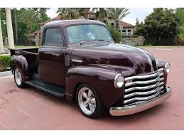 100 53 Chevy Truck For Sale 19 Chevrolet 3100 For ClassicCarscom CC1210425