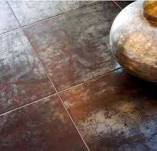 Porcelain tile with a metallic look to it Very similar to tile I
