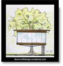 104 Tree House Floor Plan Entertaining Design Decor Craft Design
