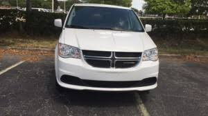 Used Wheelchair Van For Sale 2014 Dodge Grand Caravan SXT Accessible