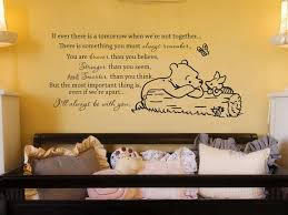 Winnie The Pooh Quotes Pooh by Perfect Winnie The Pooh Quotes Wall Decor Inspirations Interior
