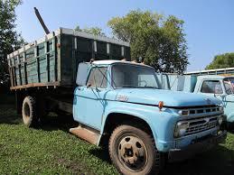 100 Ton Truck 1962 64 FORD 600 CUSTOM CAB 2 TON TRUCK