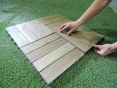 interlocking deck tiles engineered polymer series decks