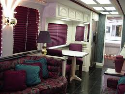RV Dinette Interior Remodels At Premier Motorcoach Innovations Santa Ana CA 6