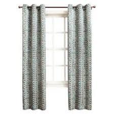 Sweet Jojo Chevron Curtains by Sweet Jojo Designs Gray And White 84 Inch Window Treatment Curtain