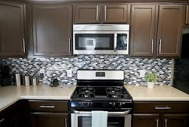 remodelaholic sleek chocolate painted cabinets