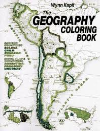 Web Image Gallery The Geography Coloring Book