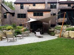 Exterior: Wonderful Backyard And Outdoor Living Space Decoration ... Outdoor Ideas Magnificent Patio Window Shades 5 Diy Shade For Your Deck Or Hgtvs Decorating Gazebos And Canopies French Creative Diy Canopy Garden Cozy Frameless Simple Wooden Gazebo Home Decor Awesome Backyard Tents Appealing Swing With Sears 2 Person Black Wicker Easy Unique Image On Stunning Small Ergonomic Tent Living Area Also Seating Backyard Ideas