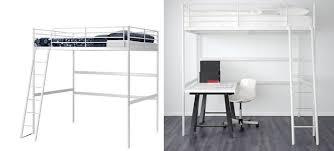 Ikea Tromso Loft Bed by Ikea Tromso Bunk Bed Loft Beds Wondrous Ikea Full Loft Bed