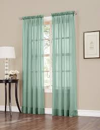 Crushed Voile Curtains Grommet by Erica Crushed Voile Panel U2013 The Fair