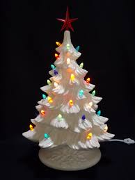 Types Of Christmas Tree Lights by 21 Table Size Christmas Trees To Set The Holiday Mood