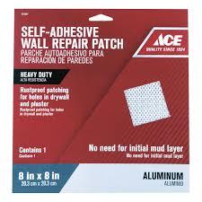 12x12 Mirror Tiles Bulk by Wall Repair Fabrics Patch U0026 Repair Ace Hardware