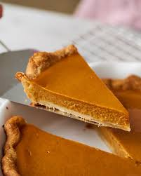 Keeping Pumpkin Pie From Cracking by Pumpkin Pie Recipe How To Bake Pumpkin Pie Kitchn